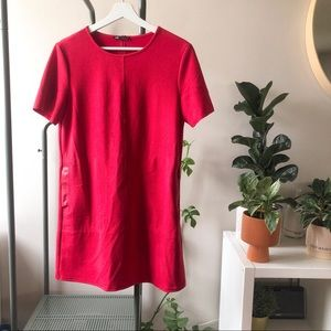2 Zara T-Shirt Dresses
